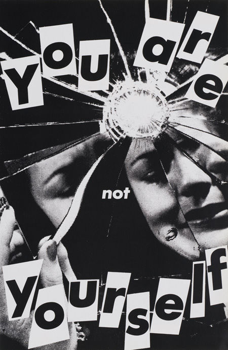 Untitled (You Are Not Yourself)
