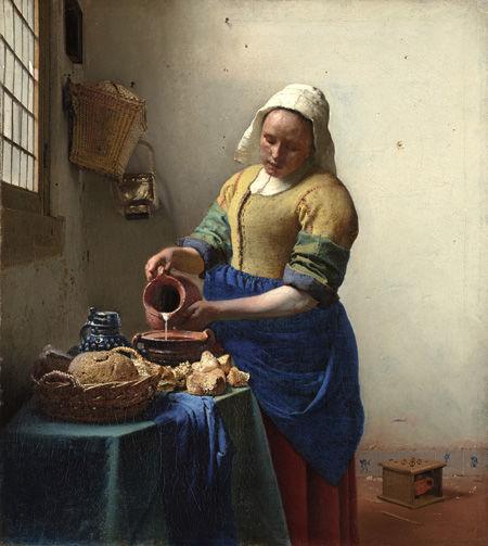 Exceptional Vermeeru0027s Masterpiece: The Milkmaid. September 10u2013November 29, 2009
