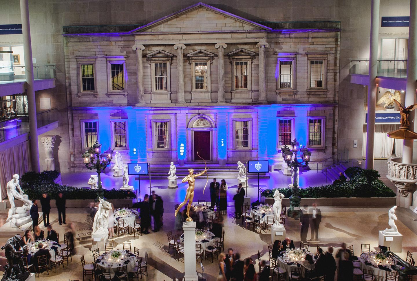 Corporate Receptions And Dinners The Metropolitan Museum