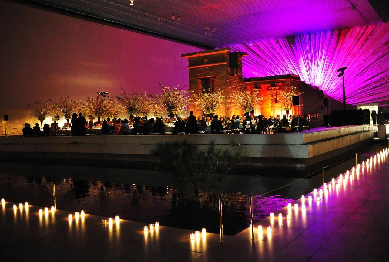 Metropolitan museum of art dining room