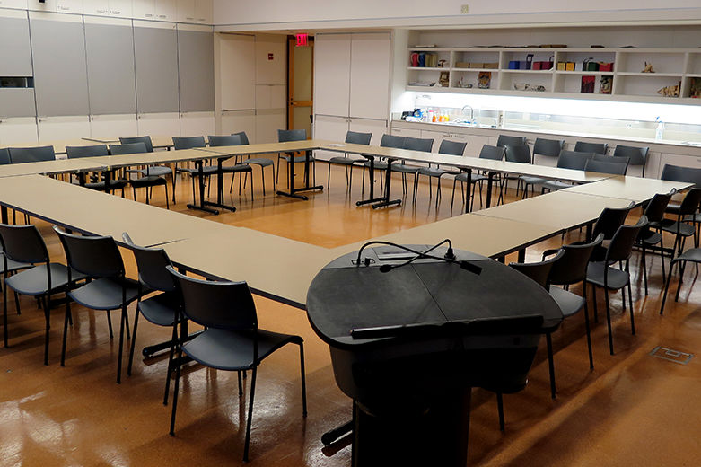 Studio—Ruth and Harold D. Uris Center for Education