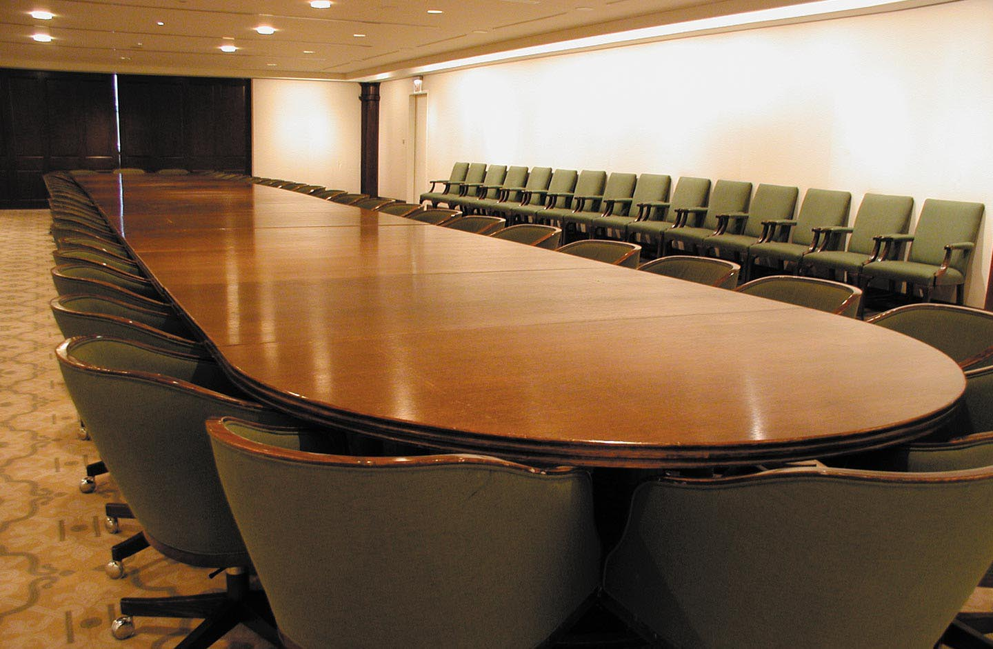 The Douglas Dillon Boardroom