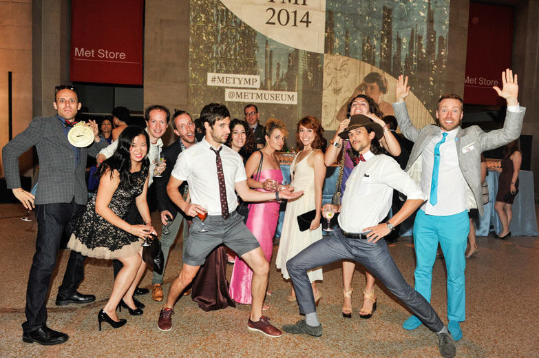 Young Members Party 2014