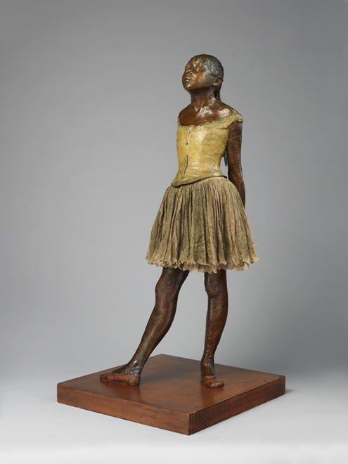 Degas | The Little Fourteen-Year-Old Dancer | 29.100.370