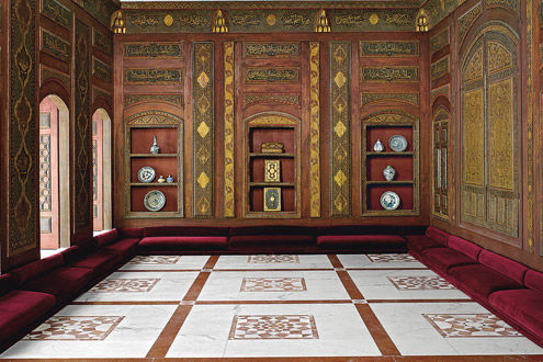 The Damascus Room
