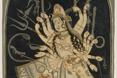 Mother India: The Goddess in Indian Painting