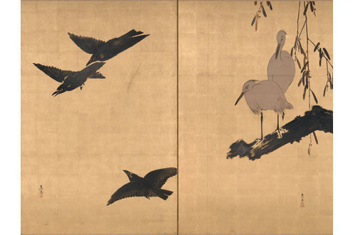 Birds in the Art of Japan