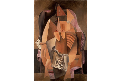 Picasso Masterpiece Now on View as Special Preview of Gift of Major Cubist Collection from Leonard A. Lauder