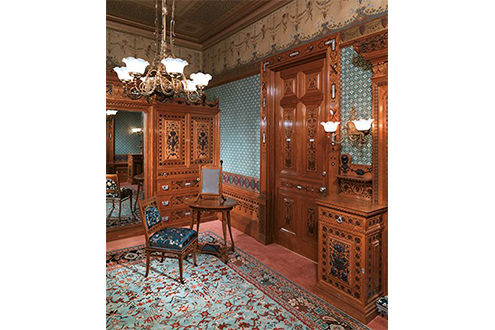 Artistic Furniture Of The Gilded Age