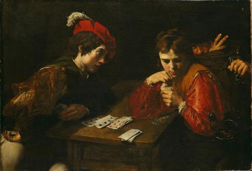 Valentin de Boulogne: Beyond Caravaggio