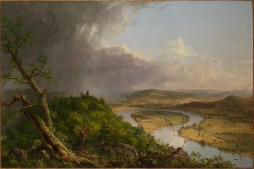 Thomas Cole's Journey: Atlantic Crossings