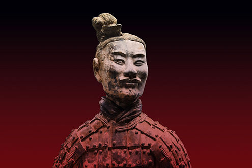 Age of Empires: Chinese Art of the Qin and Han Dynasties (221 B.C.–A.D. 220)