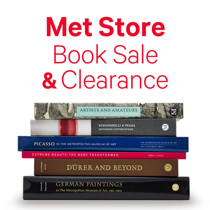 Met Store Book Sale & Clearance