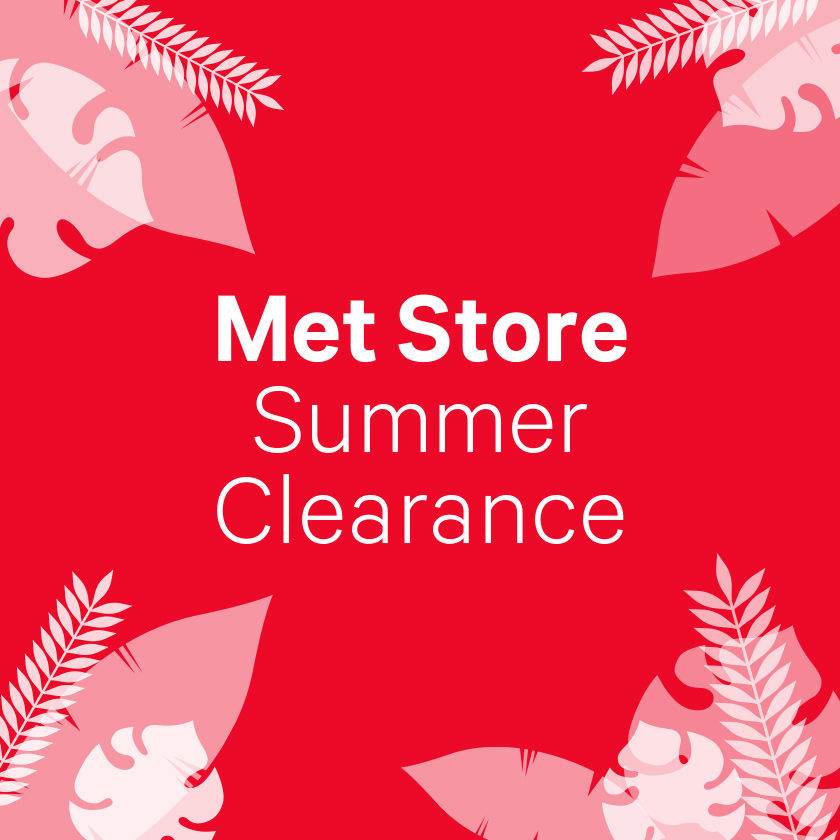 Met Store Summer Clearance