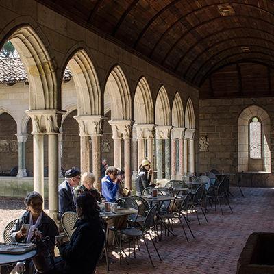 Cloisters Cafe Menu