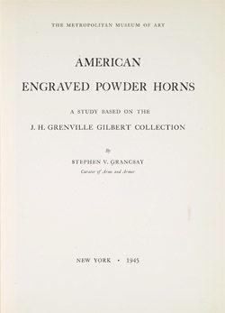 Hill horns pdf joe