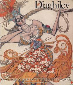 Diaghilev catalogue cover