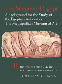 The Scepter of Egypt: A Background for the Study of the