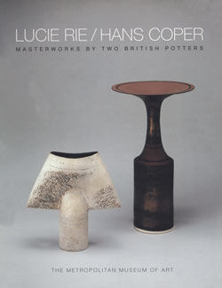 Lucie Rie Hans Coper Masterworks By Two British Potters