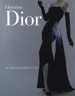 christian dior libro  Christian Dior   MetPublications   The Metropolitan Museum of Art