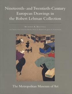 The Robert Lehman Collection Vol 9 Nineteenth And Twentieth Century European Drawings Metpublications The Metropolitan Museum Of Art