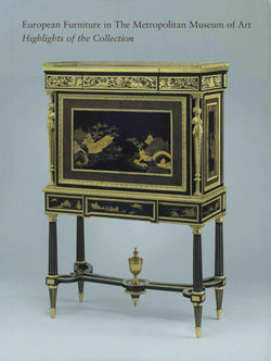 European Furniture In The Metropolitan Museum Of Art Highlights Of
