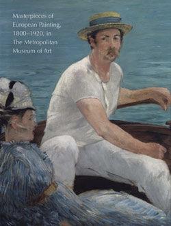 masterpieces of european painting 1800 1920 in the metropolitan