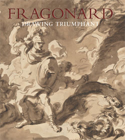 Fragonard Drawing Triumphant