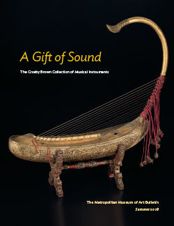 A Gift Of Sound The Crosby Brown Collection Of Musical