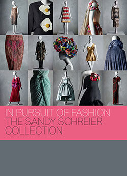 In Pursuit Of Fashion The Sandy Schreier Collection Metpublications The Metropolitan Museum Of Art
