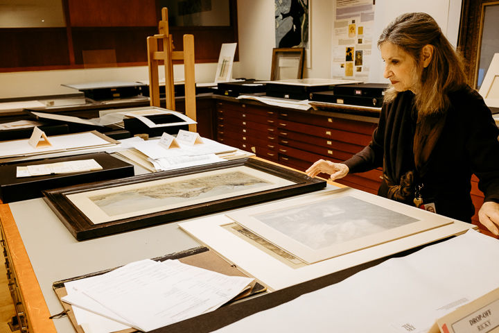 Look Inside The Paper Conservation Studio At The Met The