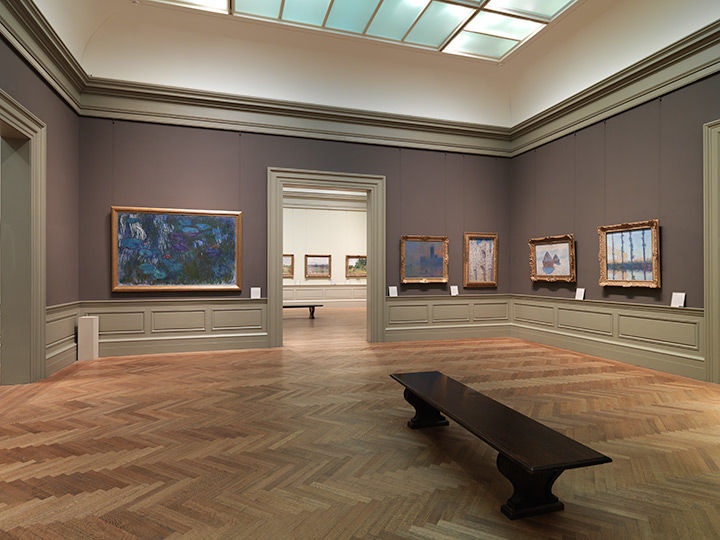 Exploring Late Monet With Art Historian Kathryn Calley