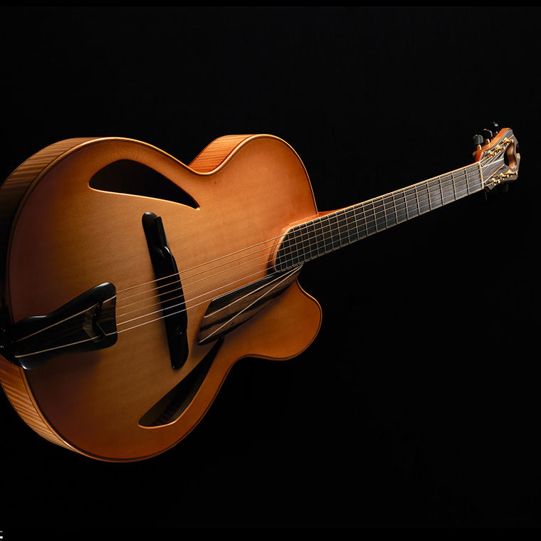 YoungArts at The Met: Activating The Met's 1993 D'Aquisto Guitar