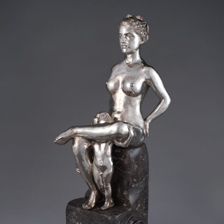 A New Goddess in the Galleries: Max Klinger's Galatea