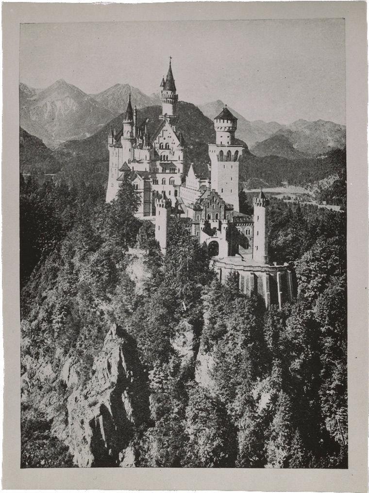 Stolen Treasure: Art and Archives at Neuschwanstein Castle