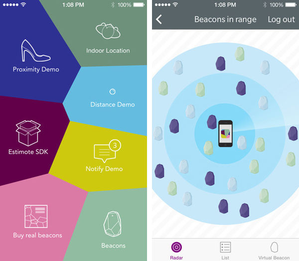 Beacons: Exploring Location-Based Technology in Museums