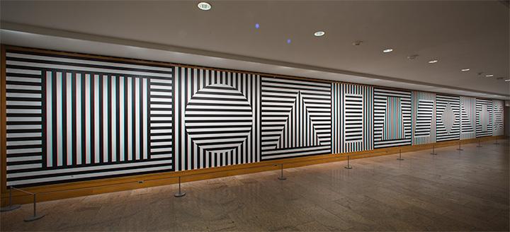 Don T Miss Sol Lewitt S Wall Drawing 370 The Metropolitan Museum Of Art