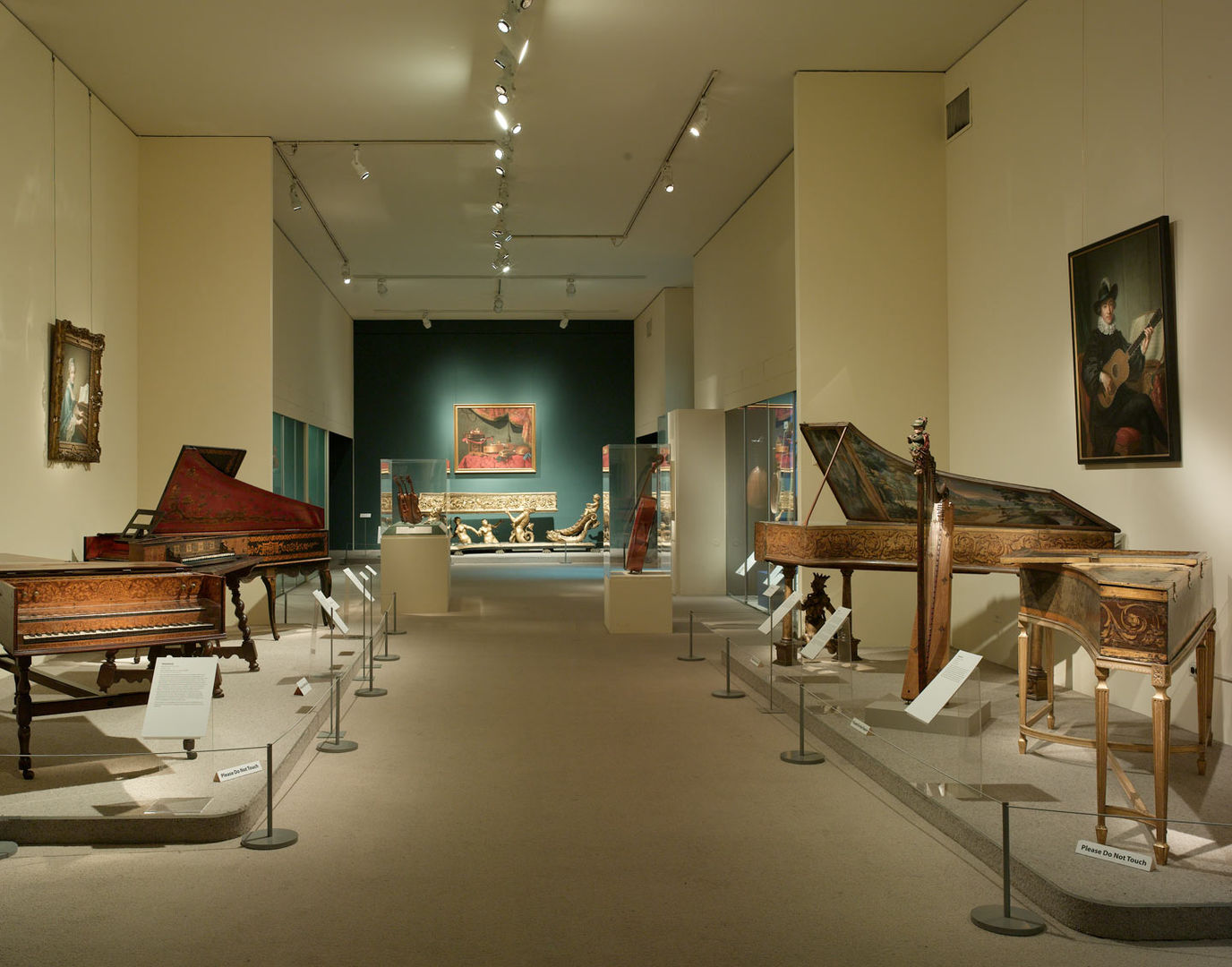 Temporarily Tacet The Musical Instruments Galleries Will