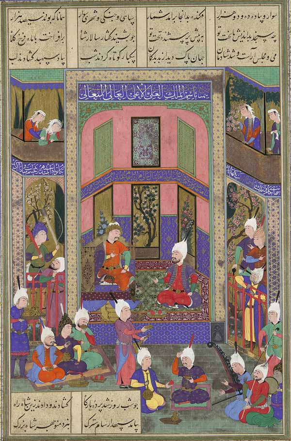 A Ninth Century Miss Manners Dining Etiquette In Abbasid