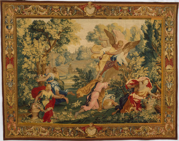 Making A Tapestry How Did They Do That The Metropolitan