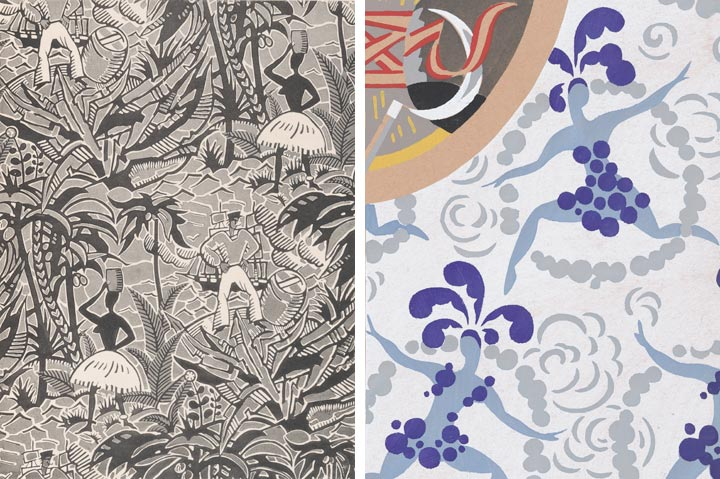 to textile design issued in this period the vibrancy of many of these designs can also be understood to reflect a spirit of revival and recuperation - Textile Design Blogs