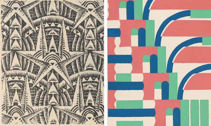 Exploring Art Deco Textile and Fashion Designs   The Metropolitan