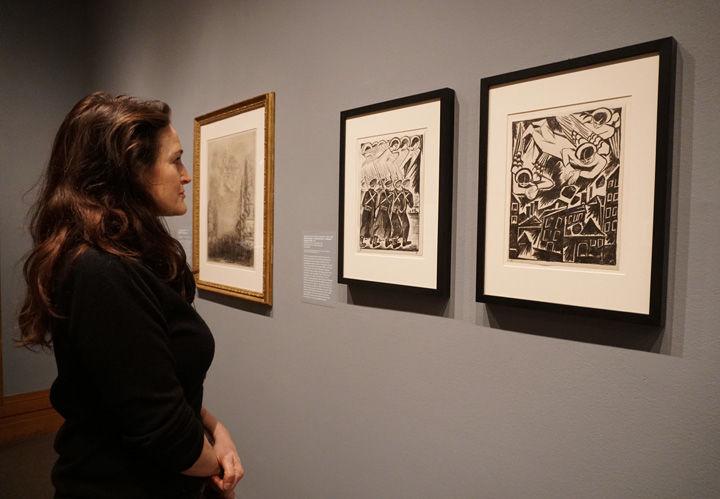 Curator Conversation: Reflecting on War through Art with Jennifer Farrell