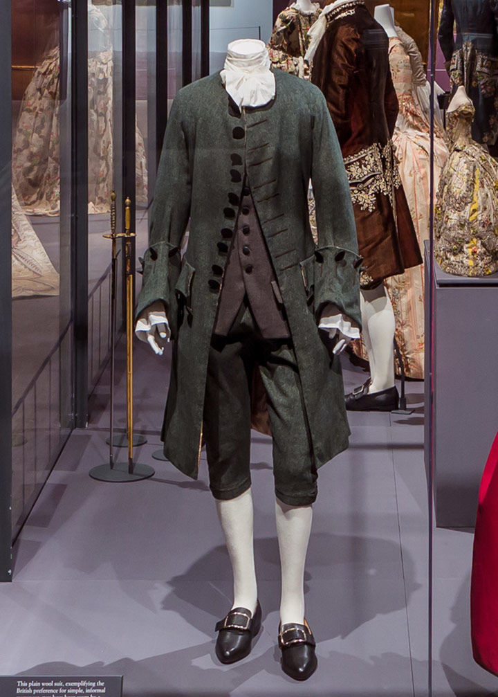 A Royal Undertaking: Preparing the Costumes for Visitors to