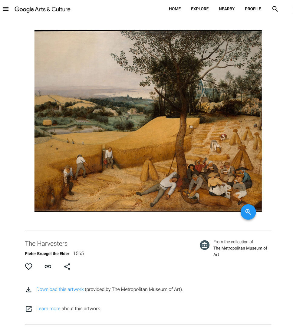 Scaling the Mission: The Met Collection API | The