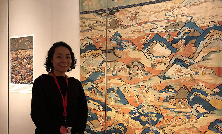 "Rescuing ""One Hundred Boys"" from Sticky Tape: Conservation of a Rare Chinese Tapestry"
