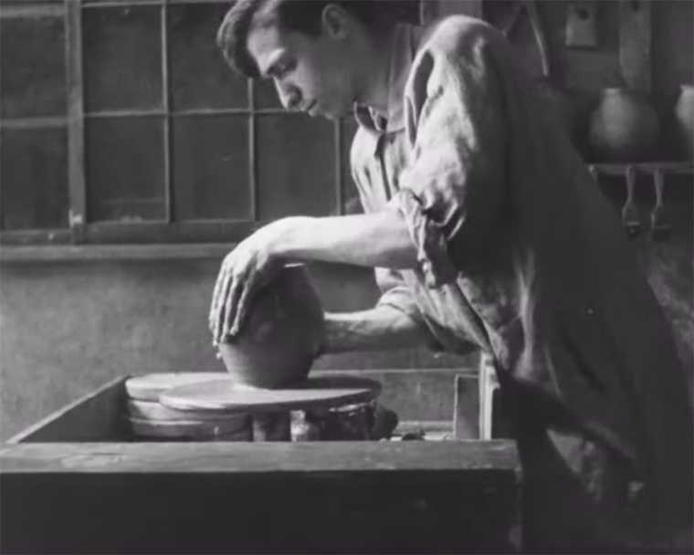 From the Vaults: On Robert Flaherty's The Pottery Maker, with Silent-Film Accompanist Ben Model