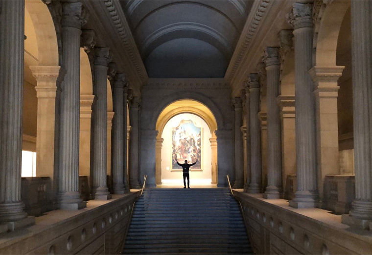 Protecting and Inspiring Art: Dispatches from the Empty Met, Part Three
