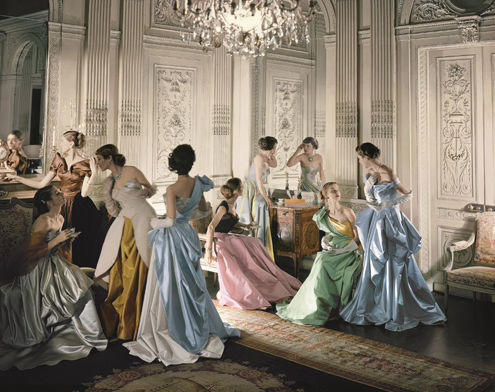 Charles James Ball Gowns 1948
