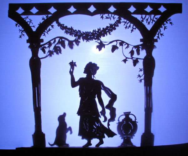 Chasing Shadows Shadow Puppets Tell Tapestry Tales The